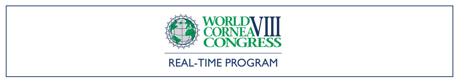 2020 World Cornea Congress